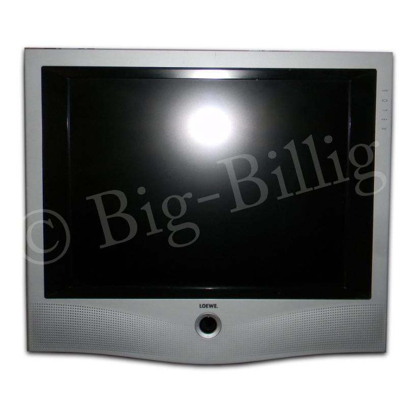 Loewe-Xelos-Flat-TV-A-20-C-51-cm-20-Zoll-4-3-LCD-Fernseher-2x-Scart-Chinch