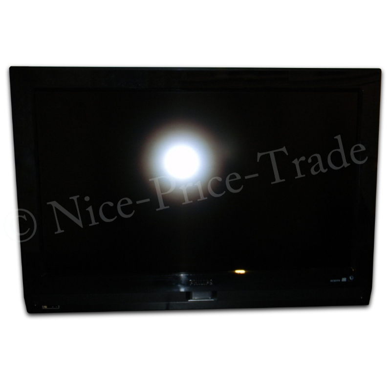 flachbildschirm fernseher philips flat 32 81cm lcd hd. Black Bedroom Furniture Sets. Home Design Ideas