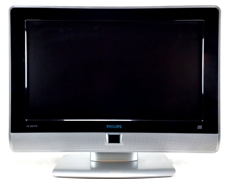 philips 58 cm 23 zoll flat tv lcd fernseher chinch scart dvi hf 16 9 ebay. Black Bedroom Furniture Sets. Home Design Ideas